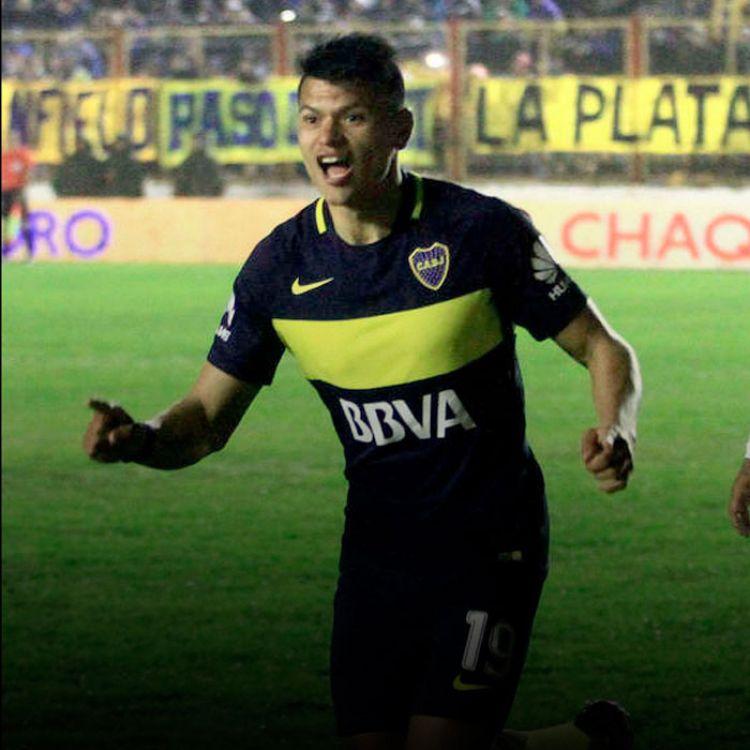 Con goles de Tevez y Bou, Boca fue contundente y le ganó al equipo paraguayo.