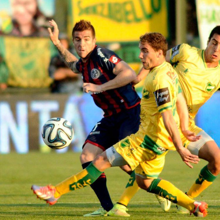 San Lorenzo ganó 2-0 a Defensa y Justicia