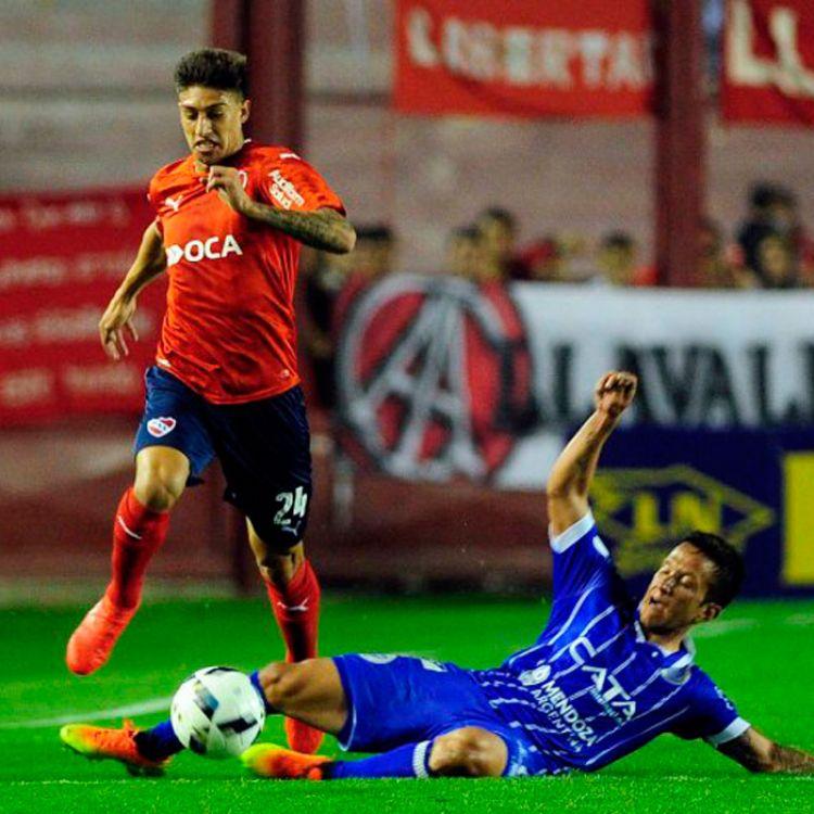 Independiente ganó y se mantiene arriba