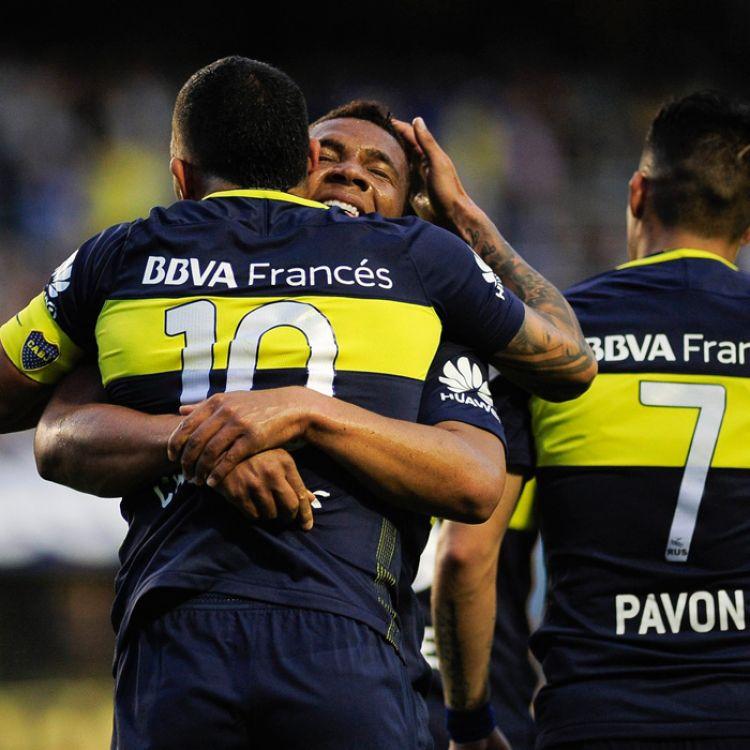 De local, Boca le ganó 3-0 a Belgrano de Córdoba