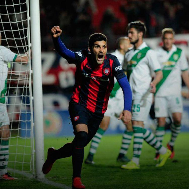 Gol de Nicolás Blandi
