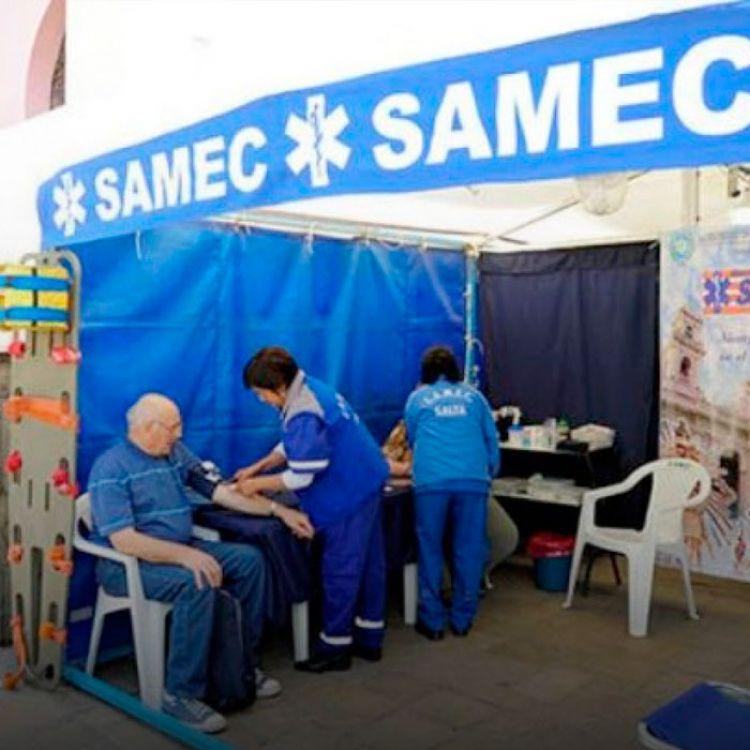 La totalidad del personal del SAMEC de Salta concretará la cobertura sanitaria durante la festividad, manteniendo la atención prehospitalaria habitual