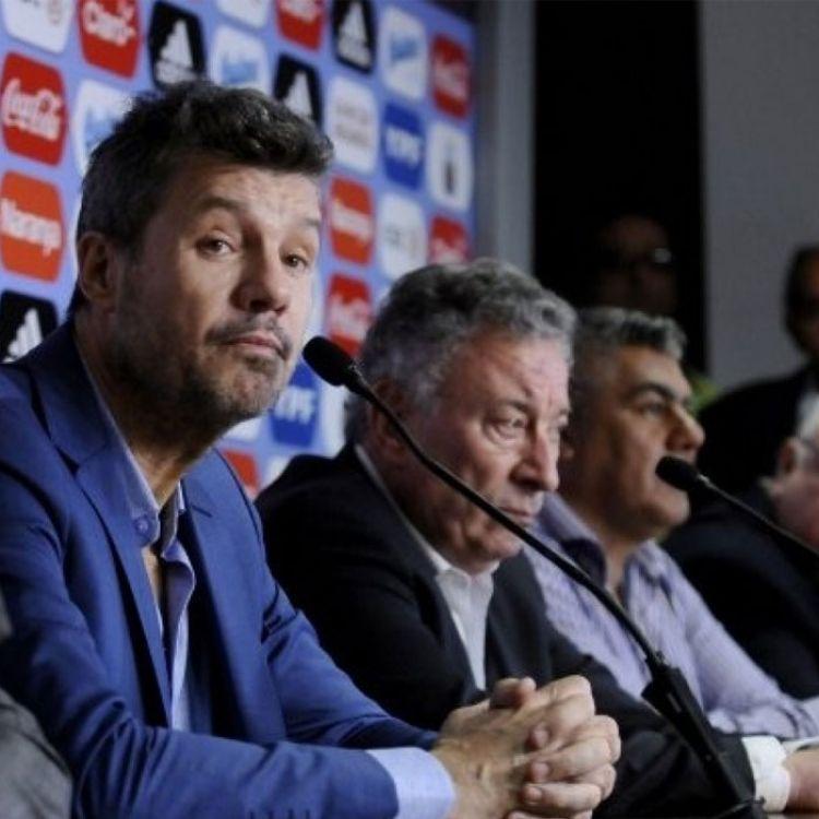 Marcelo Tinelli será el nuevo presidente de la Super Liga