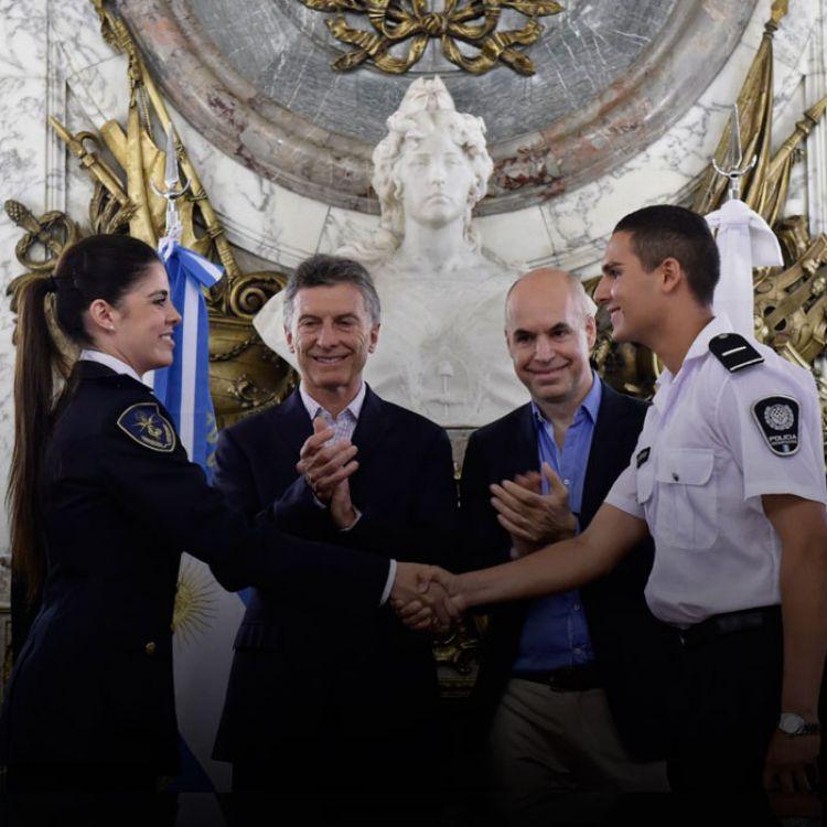 El objetivo a corto plazo es que la nueva policía sea la única fuerza en toda la Ciudad.