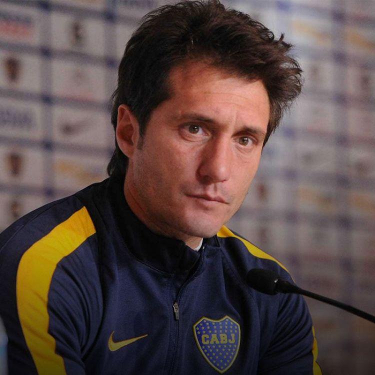 """Guillermo, sobre la Copa Argentina, señaló: """"Creo que se ha hablado mucho de esa situación, es un tema que se a puesto por encima del partido mismo""""."""