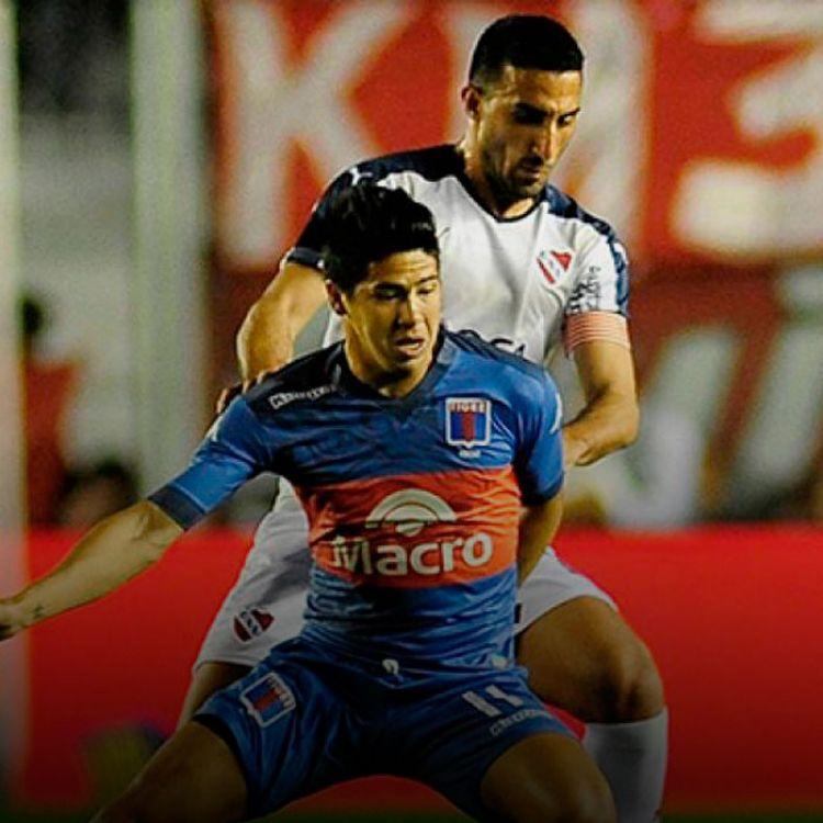 Finalmente, el partido terminó 1-1. Independiente y Tigre igualaron un entretenido encuentro de ida y vuelta.
