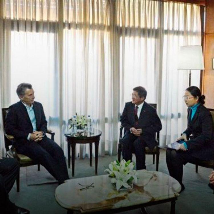 """La visita de Lew tiene como objetivo avanzar en acuerdos para concretar una relación comercial """"más fluida"""" entre la Argentina y los Estados Unidos."""