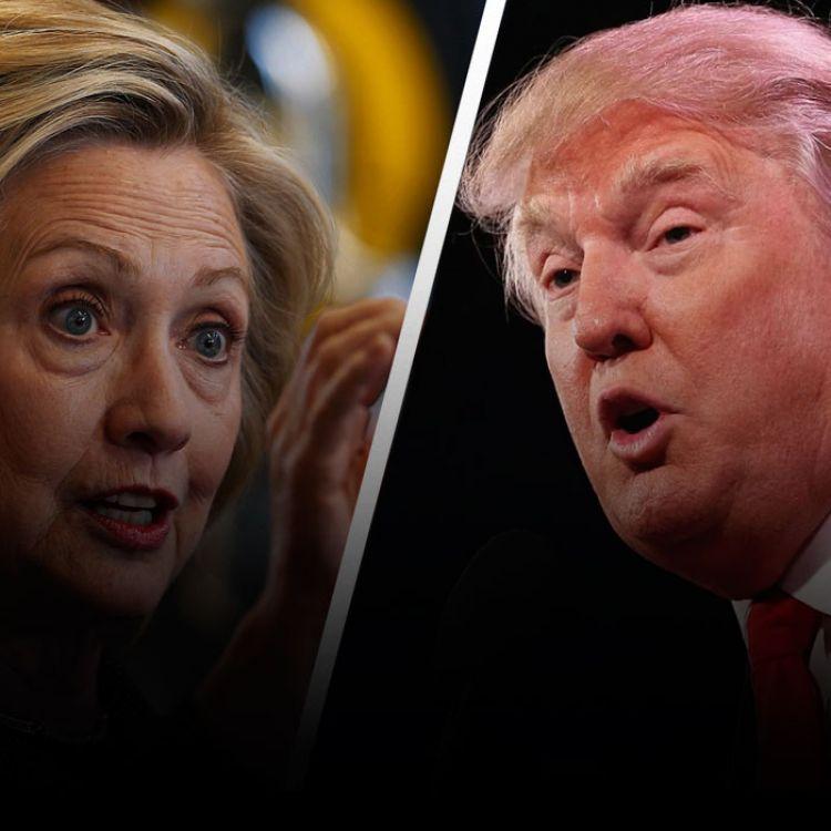 Analistas políticos dentro de la organización del debate también aseguraron que fue la ex secretaria de Estado la que lideró el intercambio de ideas.
