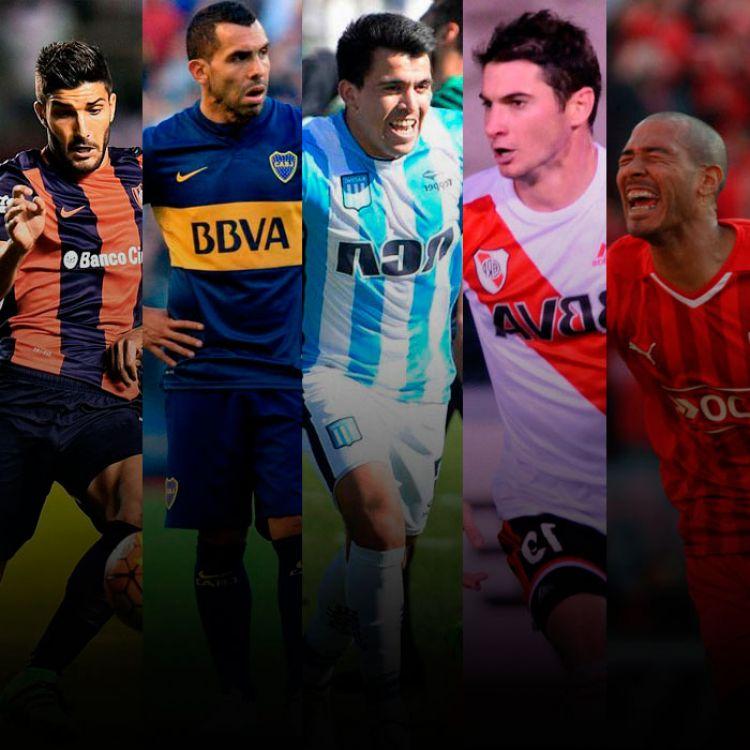 Se dió a conocer la fecha y horario de los partidos de la 5ta fecha del torneo de Primera División.