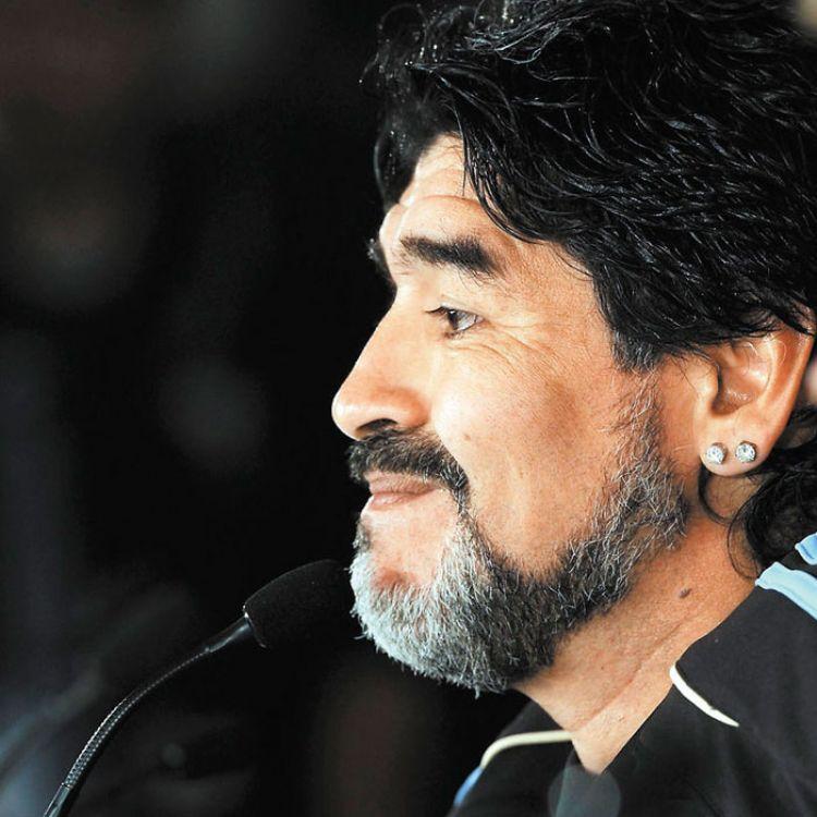 Diego se mostró enojadísimo a la salida de la AFA.