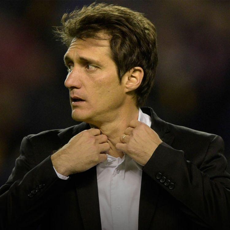 """""""Esta es una copa que Boca quiere ganar. La importancia real es esa. Va a ser un partido duro para los dos"""" señaló el actual DT.."""