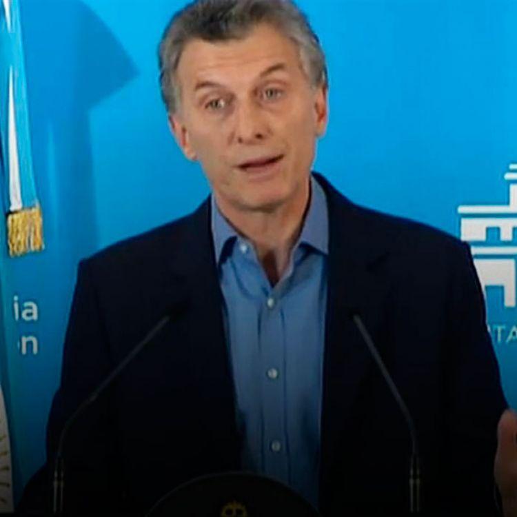"""""""Este es el punto de partida. Esto reivindica que el trabajo que hacía la UCA era el correcto. Esta es la realidad de la Argentina hoy""""."""