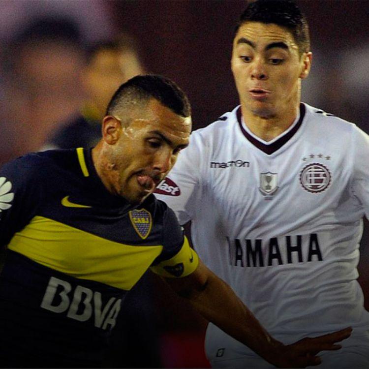 """""""Es importante la clasificación sabíamos que iba a ser difícil. Por suerte lo pudimos ganar en lo penales"""", remarcó Tévez al finalizar el partido."""
