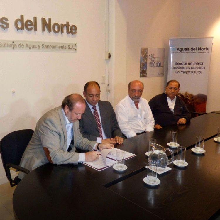 Los fondos provienen del Plan Belgrano.