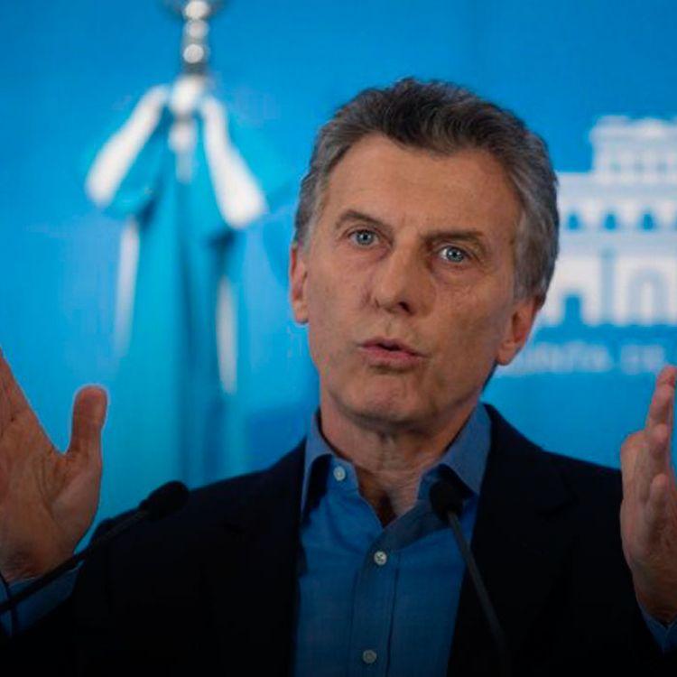 """""""Los argentinos le debemosla solidaridad que ellos tuvieron con nosotros en ese tiempo"""",remarcó Mauricio Macri."""