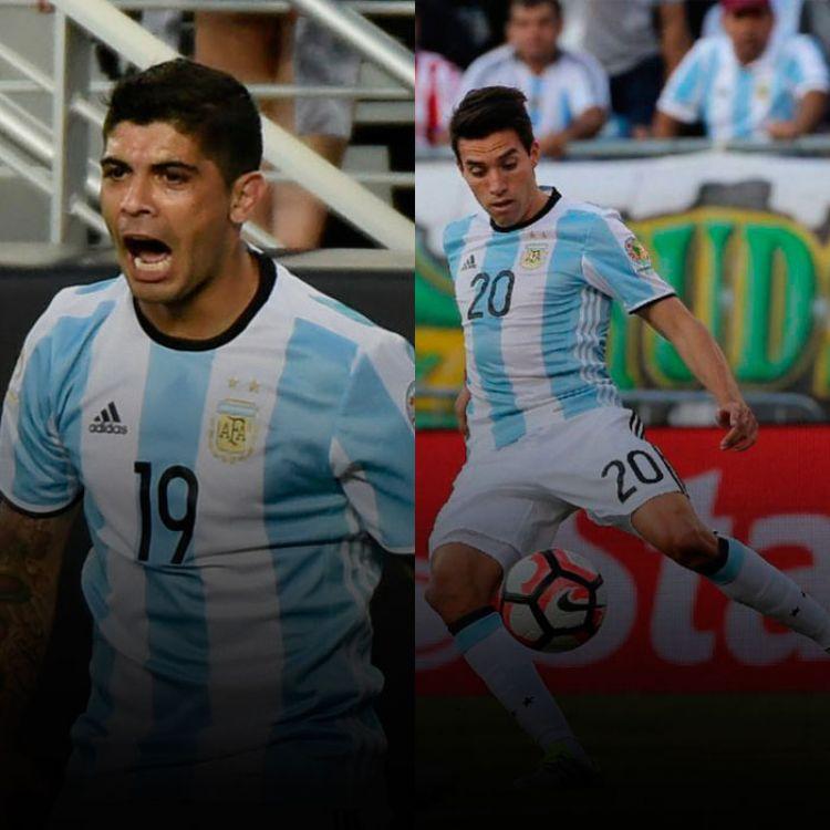 Nicolás Gaitán surgió como alternativa a la ausencia de Lionel Messi por Paulo Dybala.