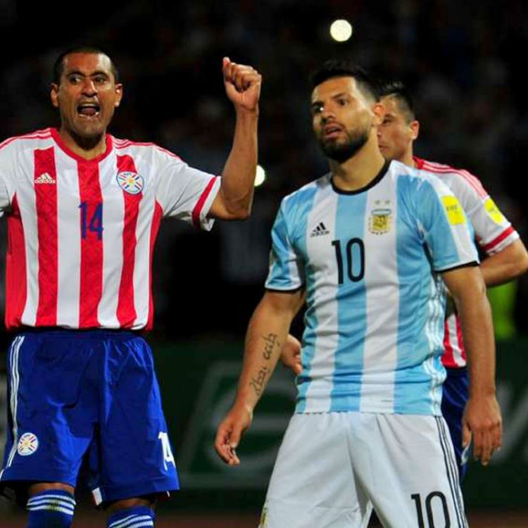 Argentina jugó mal y casi no generó situaciones de peligro. Se complica su clasificación..