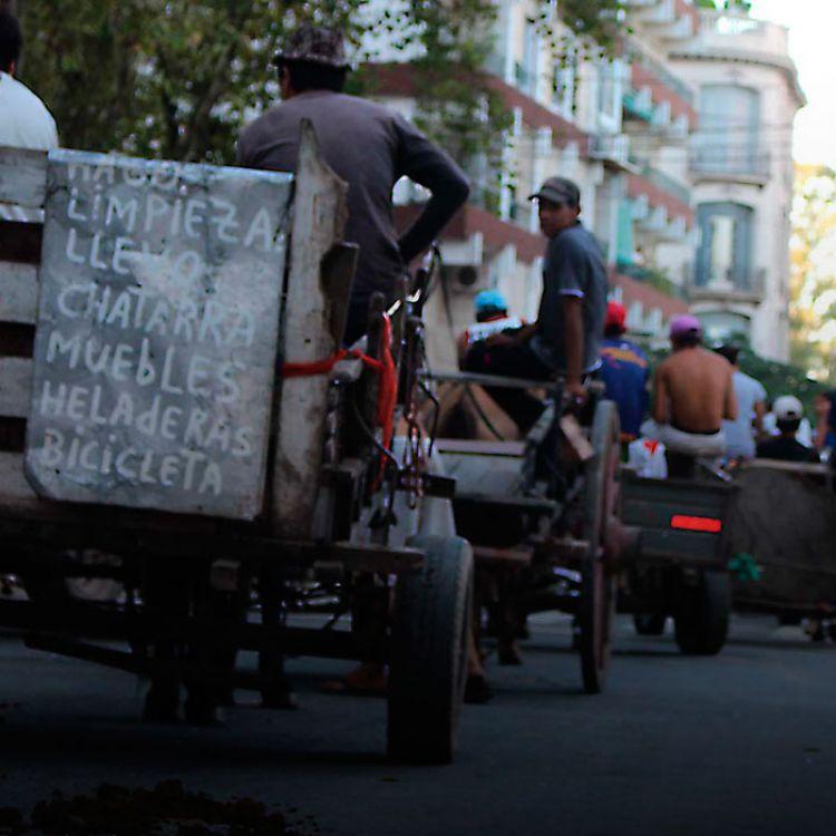 """""""No sólose incumple la ordenanza sino también la ley nacional de tránsito"""", remarcó Céspedes."""