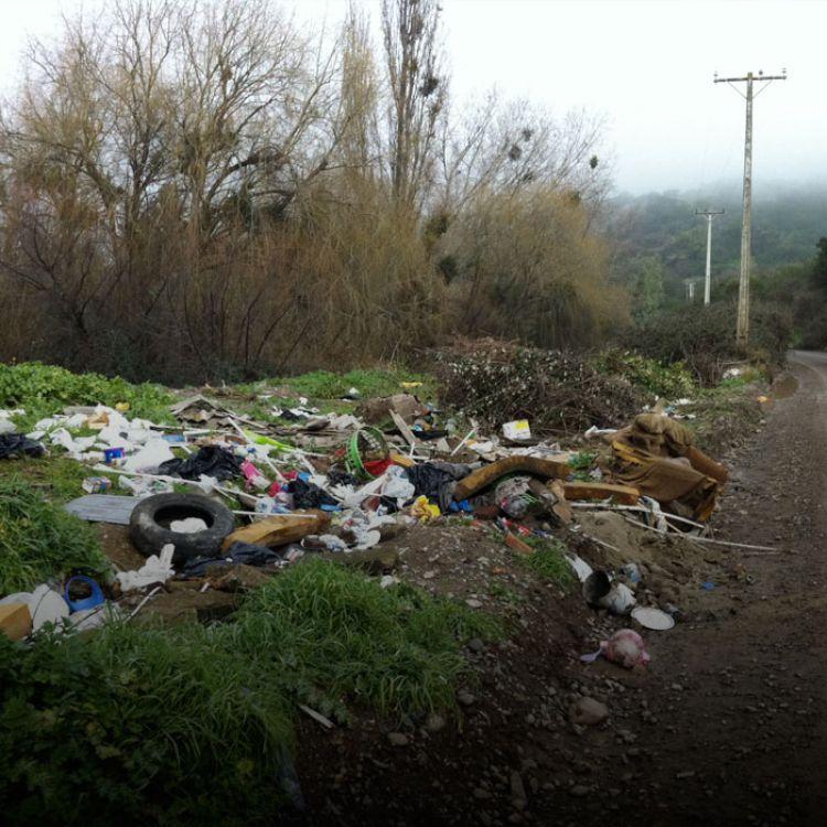 En la Municipalidad capitalina preparan campañas de erradicación de microbasurales y de limpieza de canales.