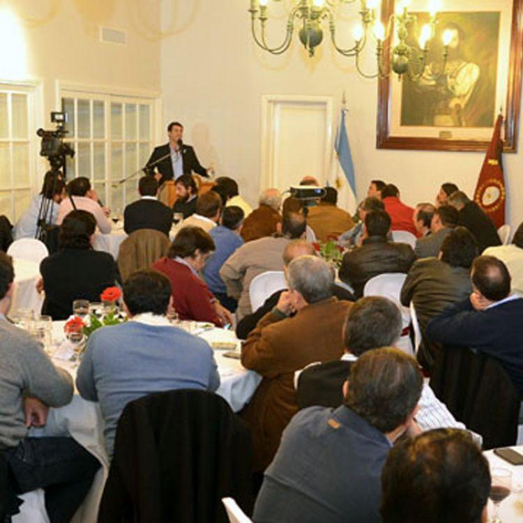 Urtubey se reunió con los intendentes por los proyectos del Plan Bicentenario