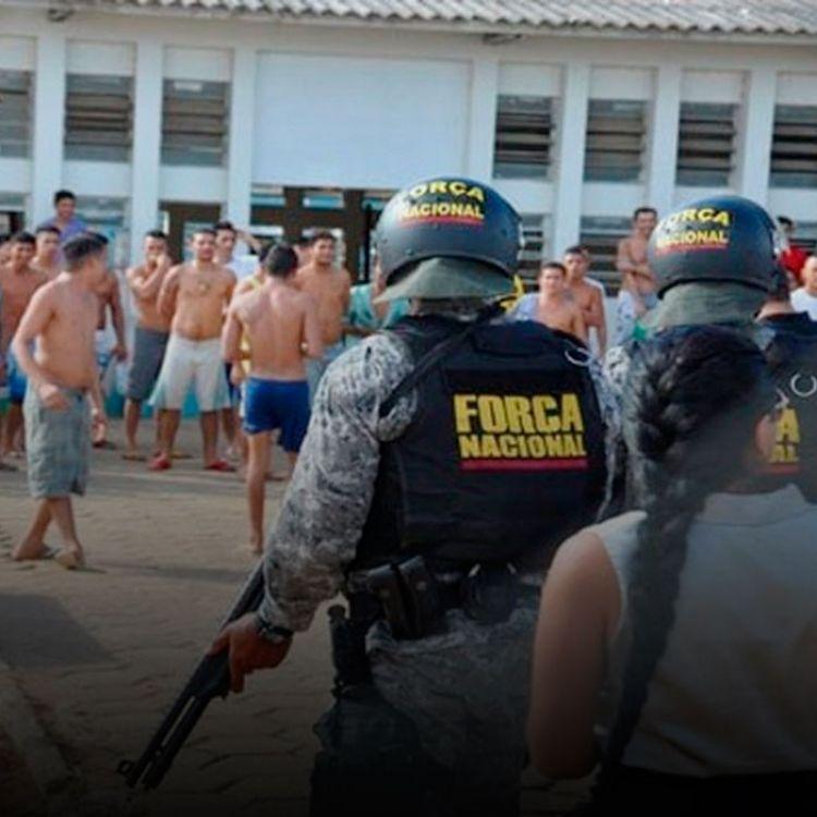 Son muy frecuentes los motines o enfrentamientos dentro de los presidios en Brasil, donde la población carcelaria era de 622.000 personas.