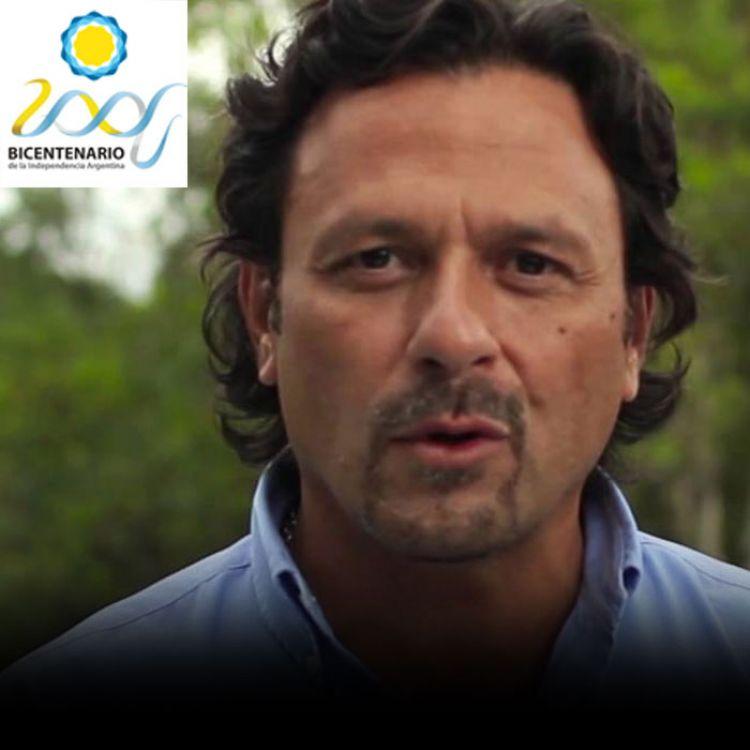 El intendente de Salta, Gustavo Sáenz, fue invitado por su par de Tucumán, Germán Alfaro, a participar de los actos que se realizan en Tucumán.