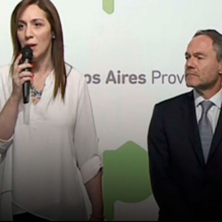 Vidal presentó la reforma junto a su ministro de Seguridad,Gustavo Ferrari.