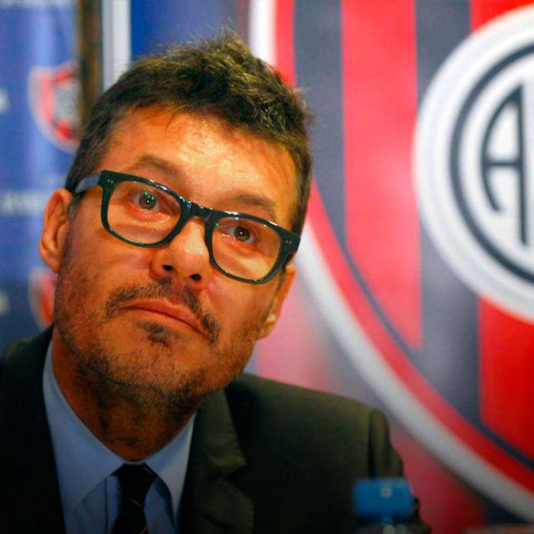"""En tanto, sobre el rol del Estado, opinó: """"Macri sabe mucho de fútbol pero el apoyo más importante que debe tener AFA es de clubes y sus dirigentes""""."""