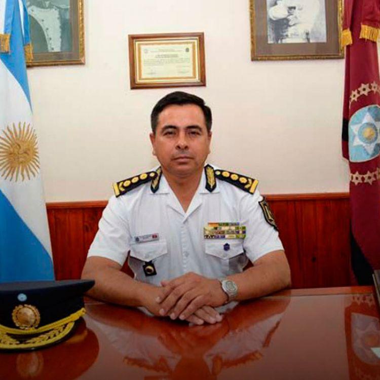 Fue citado a declarar en lainvestigación del hecho donde 8 policías resultaron detenidos en un procedimiento antidrogas.