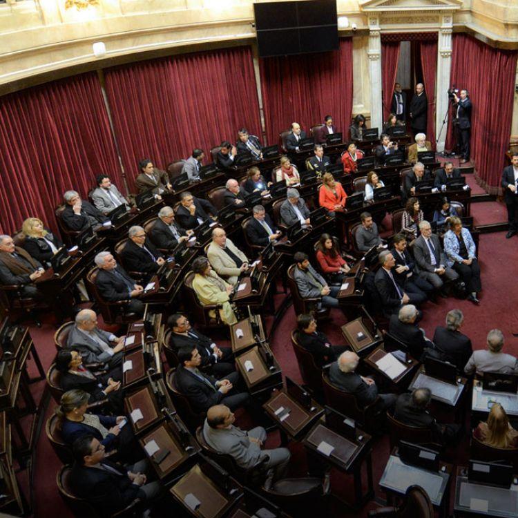 La ley de reforma electoral cuenta con media sanción de Diputados y empezará a ser tratada formalmente el martes próximo en el Senado.