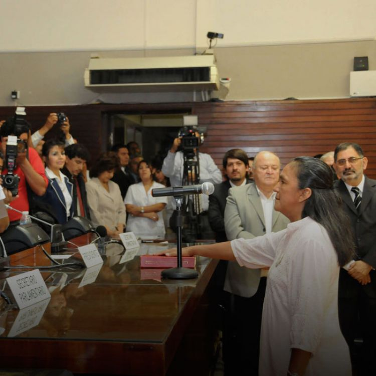 El ministro de Justicia,GermánGaravano, recibirá el martes 8 de noviembre al Comité por la Liberación de Milagro Sala.