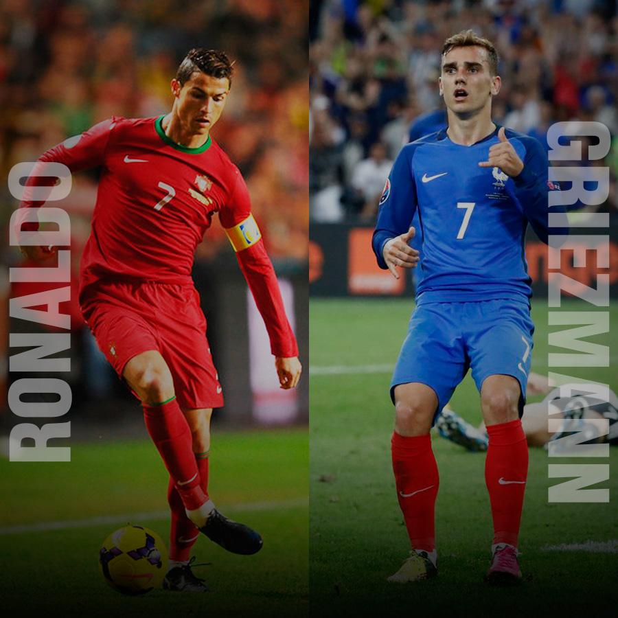 Ronaldo / Griesmann