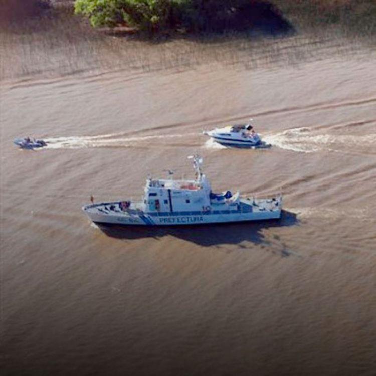 La Prefectura de San Fernando y el Servicio de Emergencias de Tigre constataron el fallecimiento de la pareja.