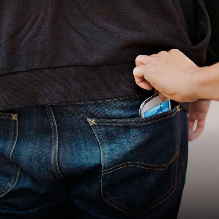 En el país se reporta cada día el robo de más de 5000 celulares y crece el contrabando.