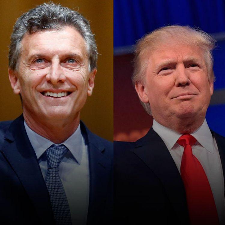 Macri dijo que espera verlo en Buenos Aires durante la cumbre del G-20, que se realizará en esta ciudad en 2018.