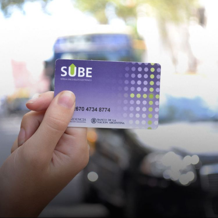 Actualmente hay 13 millones de tarjetas SUBE activas en todo el país, las mismas se pueden adquirir en los 4000 puntos de obtención.