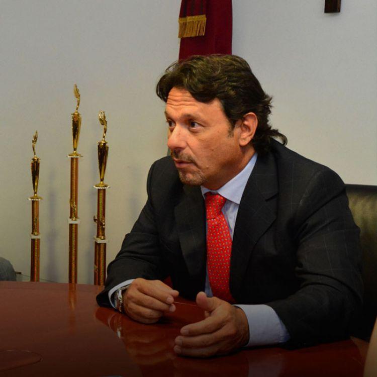 El intendente Sáenz expresó que se necesita una obra de infraestructura muy grande y mínimamente un estudio técnico para brindar soluciones.