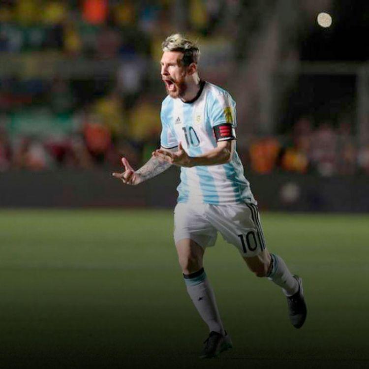 Argentina toma aire con una victoria que lo deja en zona de repechaje de cara a Rusia 2018.