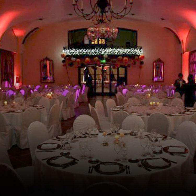 El exclusivo Club 20 de Febrero explicó que cada uno de sus eventosse adapta a las necesidades de sus clientes.