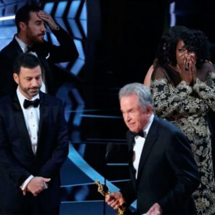 Error histórico en los premios Oscar 2017