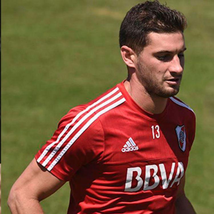 Alario dejó atrás su lesión y volvió a entrenarse