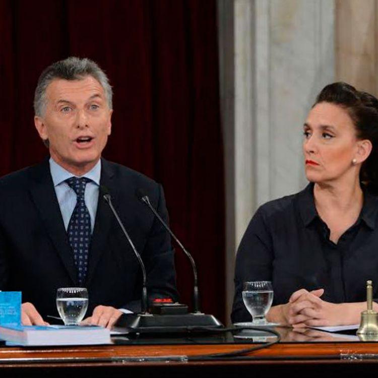 Lo dijo el presidente: Superamos lo más difícil, la Argentina se está poniendo de pie