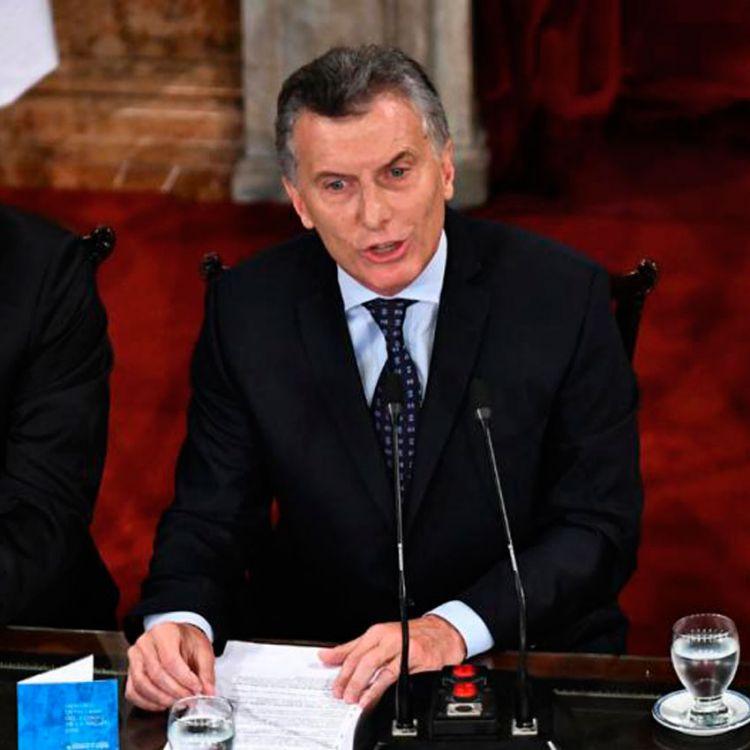 Los 10 temas más importantes del discurso de Macri en el Congreso