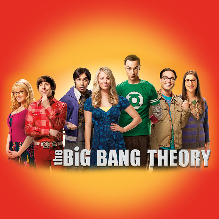 """El elenco principal de """"The Big Bang Theory"""" dona parte de su sueldo a dos compañeras"""