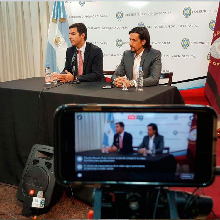 El gobierno de Salta llegó a un acuerdo con prácticamente todas las mesas sectoriales