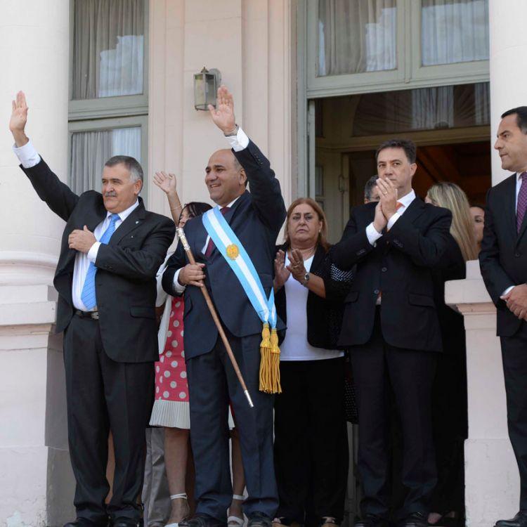 El gobernador de Tucumán en la Legislatura: Cinco anuncios y seis cifras del discurso