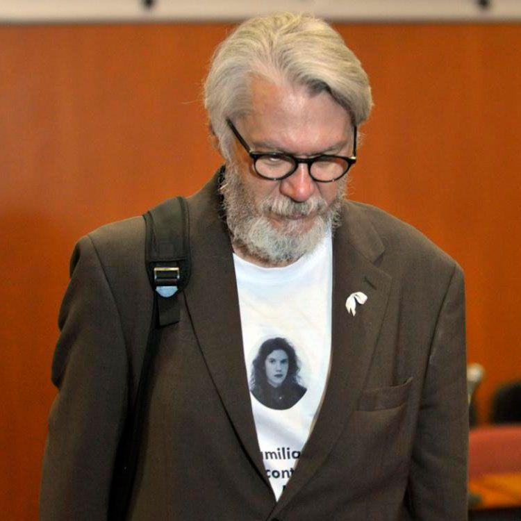 Bouvier, padre de una de las francesas asesinadas en Salta le escribió una carta al Papa