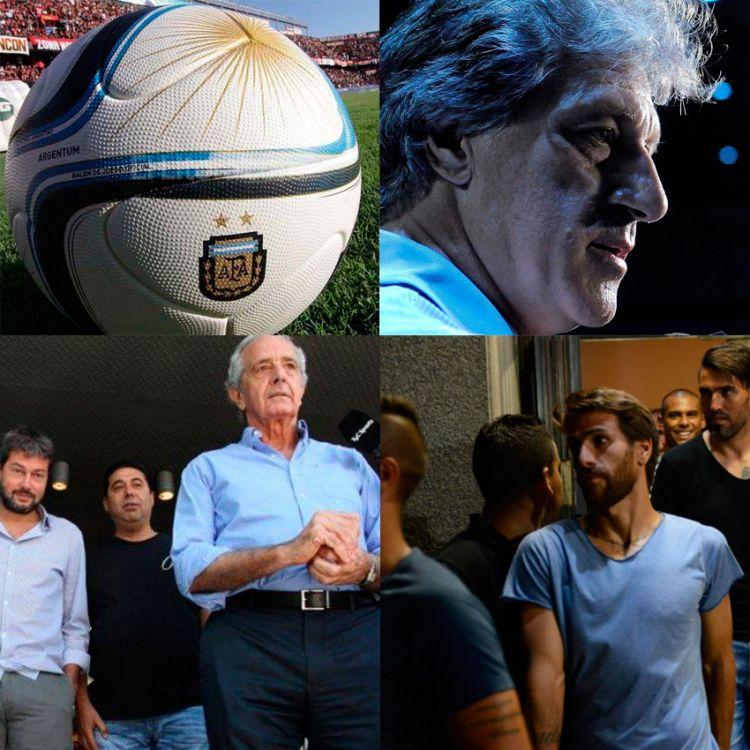¿Comienza el fútbol en Argentina?