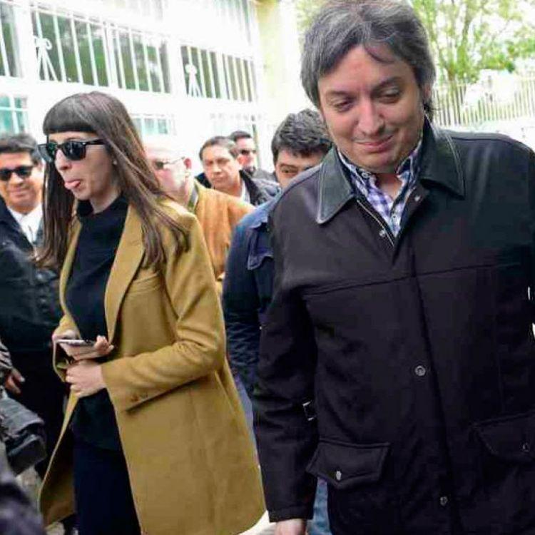 Indagan a Máximo y Florencia Kirchner por la causa Los Sauces