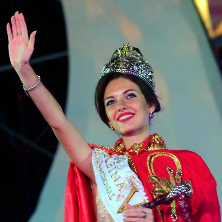 Victoria Colovatti: Nueva soberana de la Vendimia en Mendoza